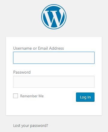 How to identify if a website is running on wordpress?